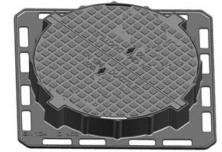 Circular or Semi Circular Manhole frames and covers